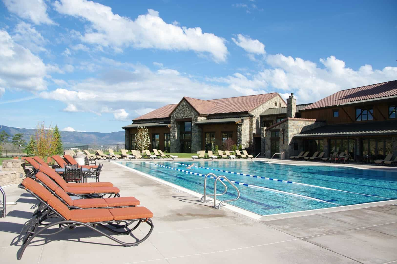 New Construction Colorado Springs Flying Horse Classic Homes